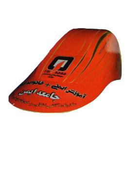 کلاه لمینتی (مقوایی-فومی)