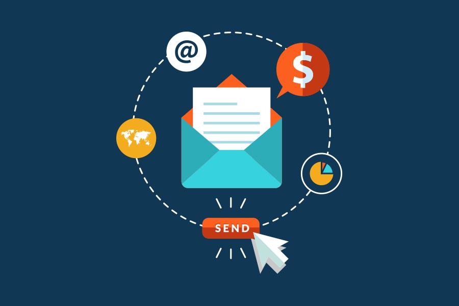نقش ایمیل انبوه در تبلیغات